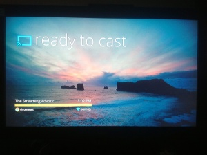 More possibilities abound for the Chromecast