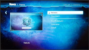 The Nebula Theme For Roku