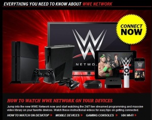 wwe Getting Connected Pic
