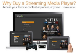 Amazon Why Buy a Streaming Media Player