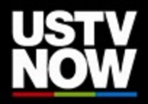 USTV Now Logo