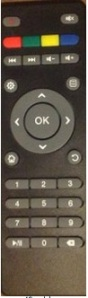 Ugoos Remote Upright